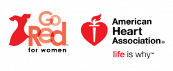 go-red-for-women-american heart association logo