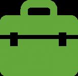 hotel icon - bag